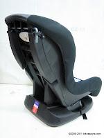 4 Care Vision Baby Car Seat Forward and Rear Facing New Born-18kg