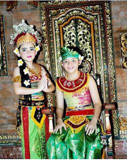 Gambar Baju Adat Bali Terlengkap 1320717