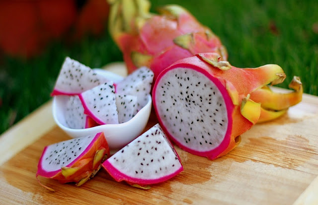 "Dragon fruit – A wonderful ""fire ball"" 5"