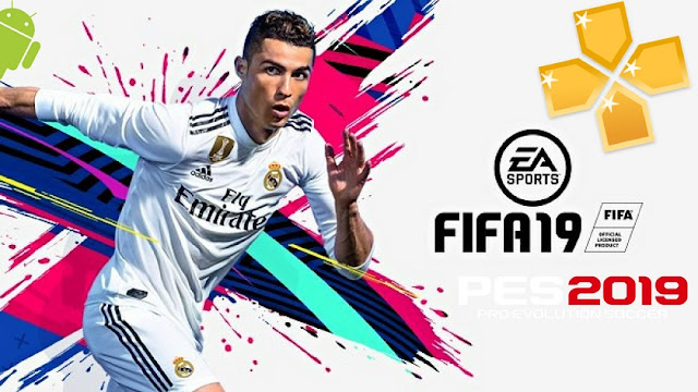 FIFA Mod PES 2019 غير متواجد الاندرويد Download