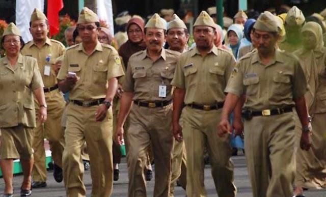 Waspada, SK Pengangkatan CPNS Bodong Catut Nama Kepala BKN