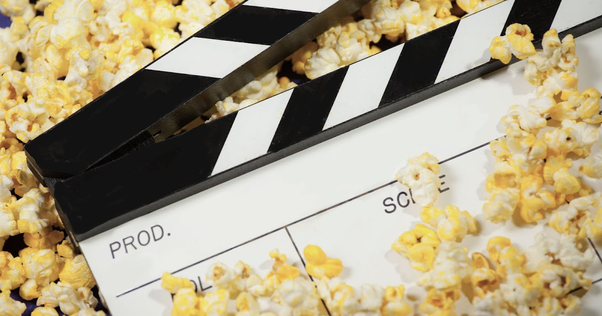 The must have 'Popcorn Movie' List
