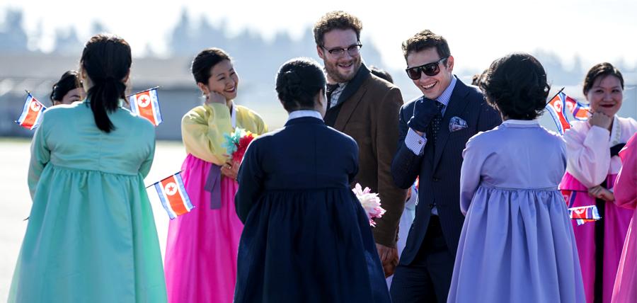 Allentto.com - Totul Despre FilmeleNoi - Dave Skylark și producătorul său Aaron Rapoport aterizează în Coreea De Nord