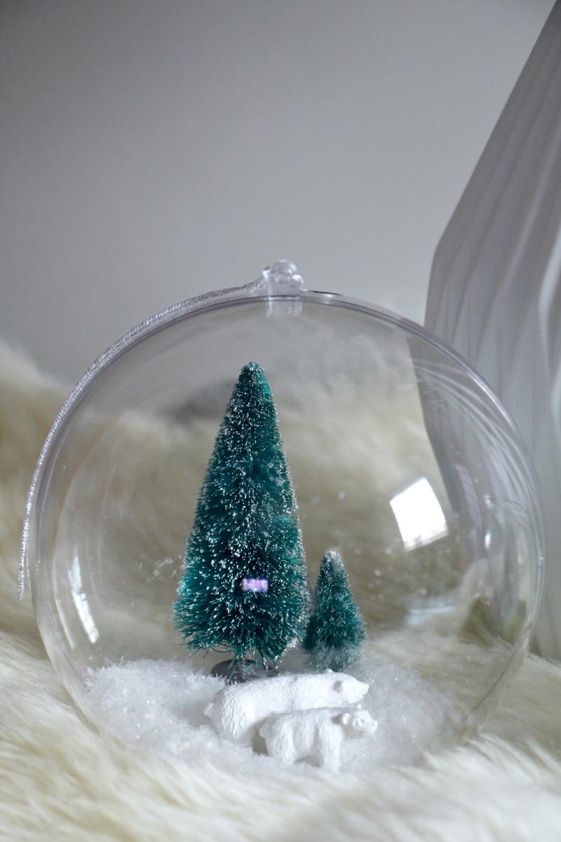 Desafio handbox diy bolas de navidad la bici azul blog - Bolas de cristal personalizadas ...