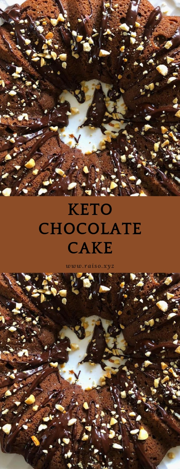 KETO CHOCOLATE CAKE #dessert #cake #diet #chocolate