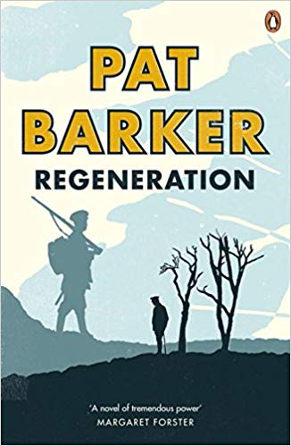 Book cover for Pat Barker's Regeneration in the South Manchester, Chorlton, and Didsbury book group