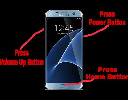 How To Hard Reset Samsung Galaxy S7| S7 Edge