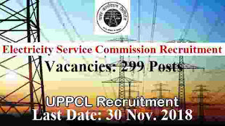 Electricity Service Commission Recruitment