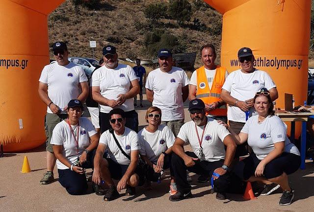 Με 10 εθελοντές η Ελληνική Ομάδα Διάσωσης Αργολίδας στον 3ο Αγώνα Καραθώνα – Αρβανιτιάς