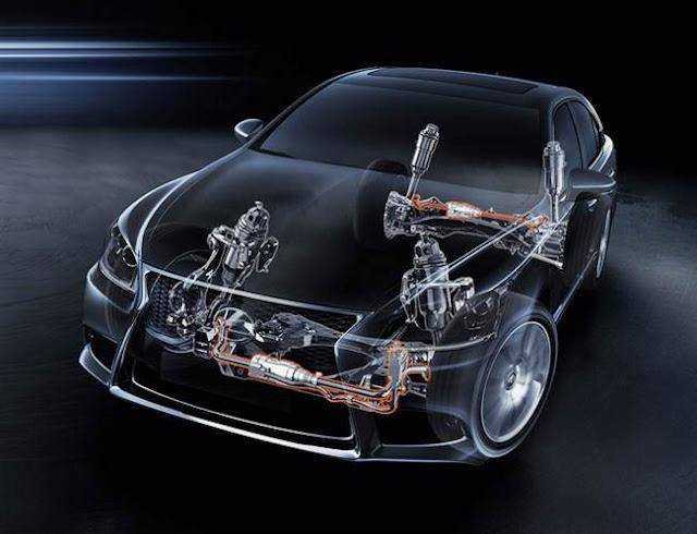 2017 Lexus LS 600h L Release