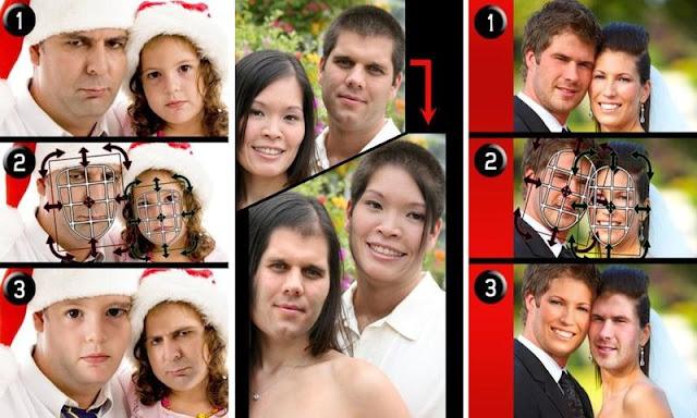 تطبيق تبديل الوجوه مجاني لنظام iso