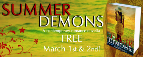 Book Blitz & Giveaway: Summer Demons by Mia Hoddell