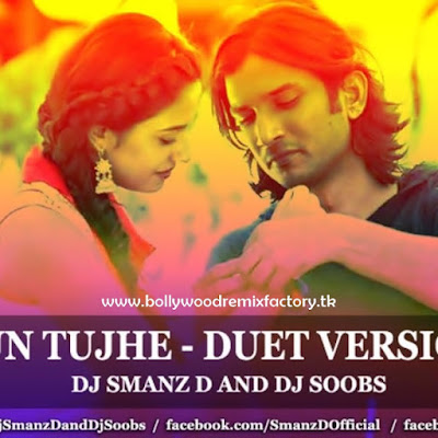 KAUN TUJHE - DUET VERSION - DJ SMANZ D AND DJ SOOBS REMIX