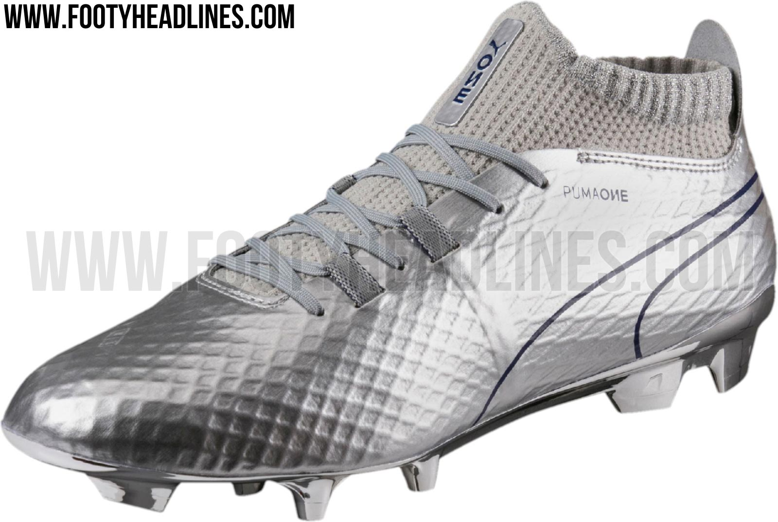 Special-Edition Puma ONE Chrome 2017-2018 Boots Released ...