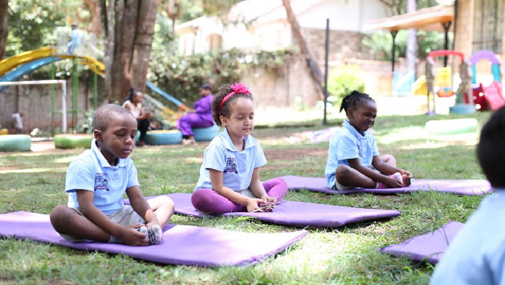Why Kids Need Yoga as Much as We Do