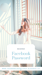 How do I recover my facebook password and my email password?