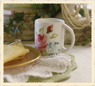 Rose Vignettes Tea And Lunch With Jane