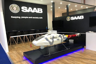 V-150 VTOL Rotary UAV - UMS SKELDAR