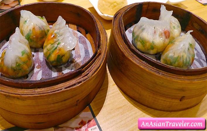 dumpling teochew style food