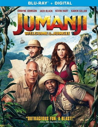 Jumanji Welcome to the Jungle 2017 Dual Audio ORG Hindi 350MB BluRay 480p Full Movie Download Watch Online 9xmovies Filmywap Worldfree4u