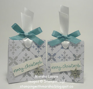 All is Calm Treat bag
