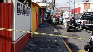 Asesinan de varias puñaladas a hombre en el centro de Veracruz