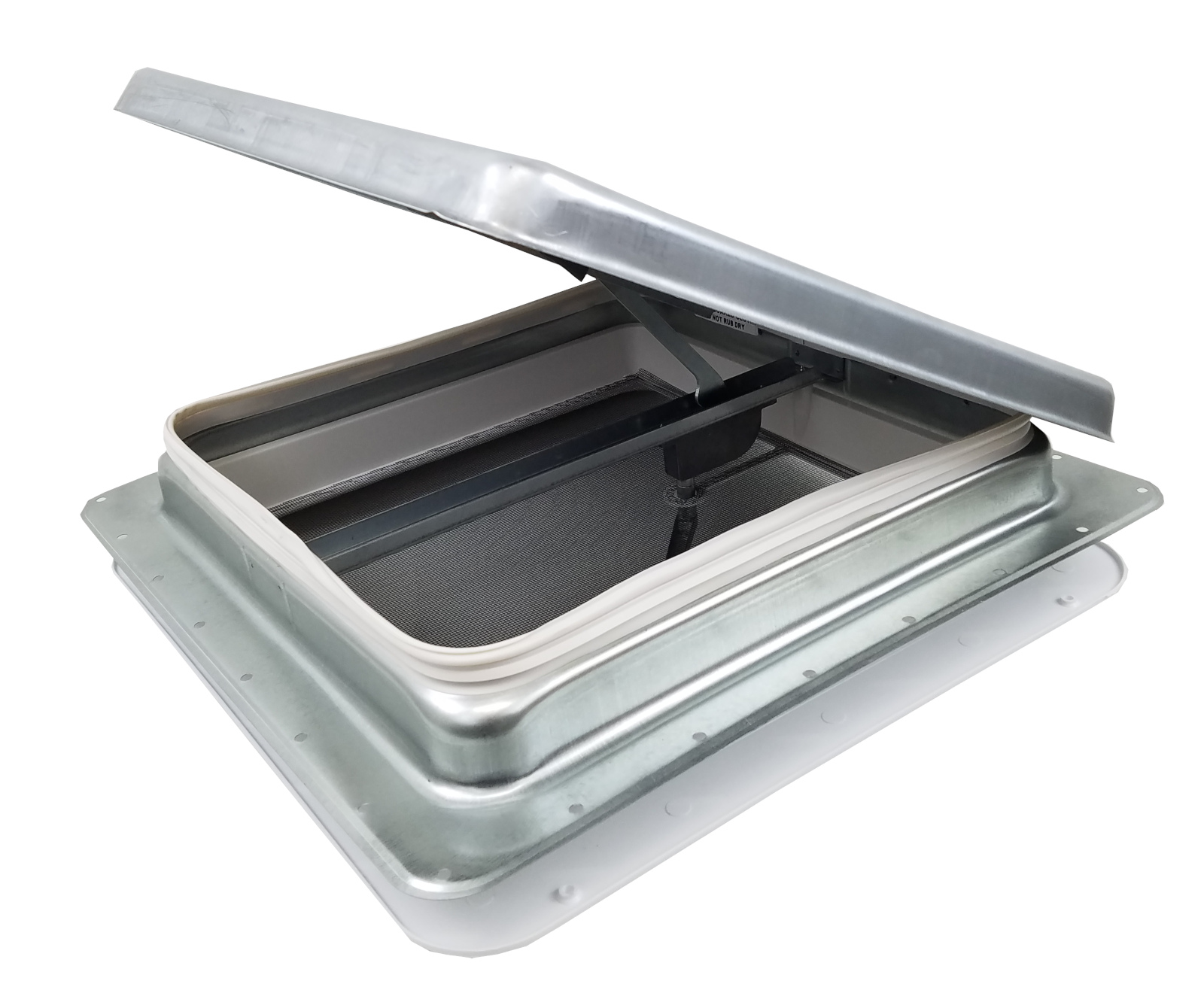 Class A Customs Low Profile Metal Lid Rv Roof Vent Heng S