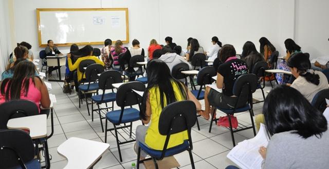 Uneb realiza concurso p blico docente para curso de for Curso concurso docente 2016