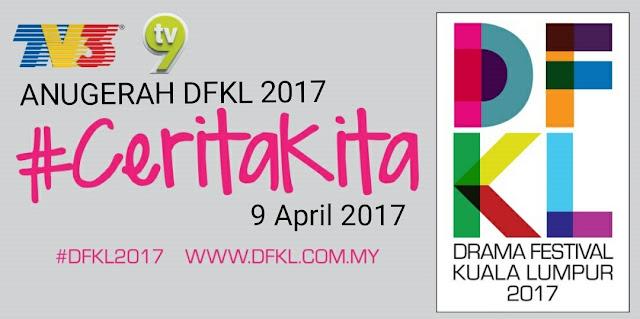 Senarai Pemenang Anugerah Drama Festival Kuala Lumpur 2017