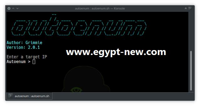 Autoenum - نص تعداد الخدمة التلقائي