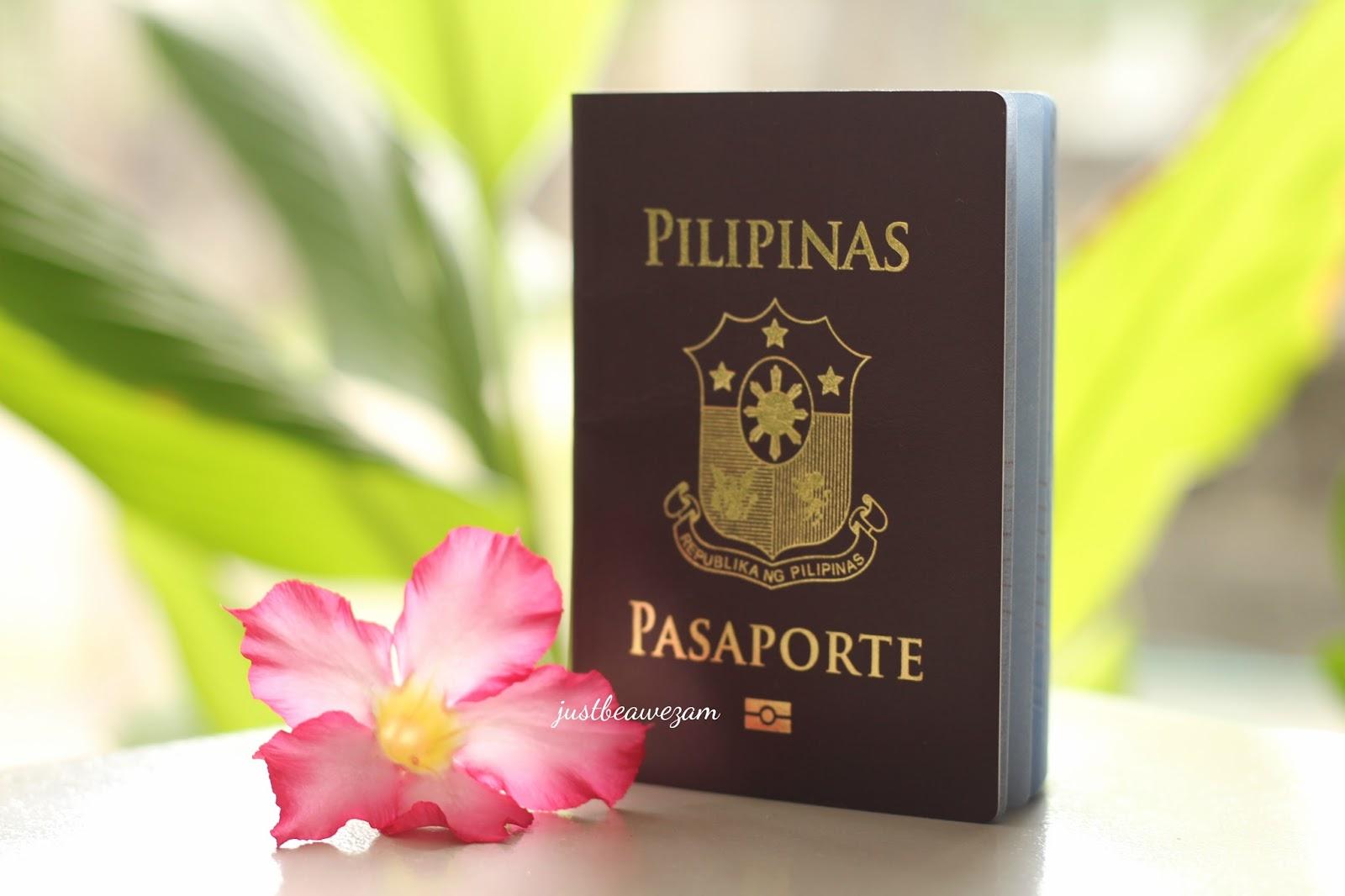 Got my Passport!