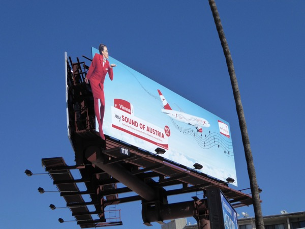 My Austrian special extension cutout billboard