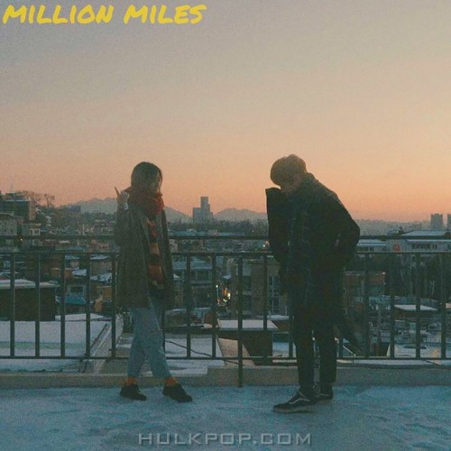 Sunday Moon – Million Miles – Single