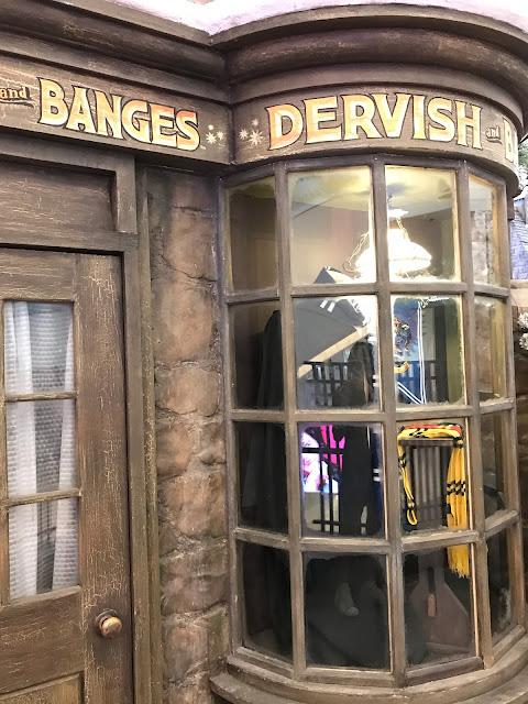 Harry Potter Exhibit at Siam Paragon