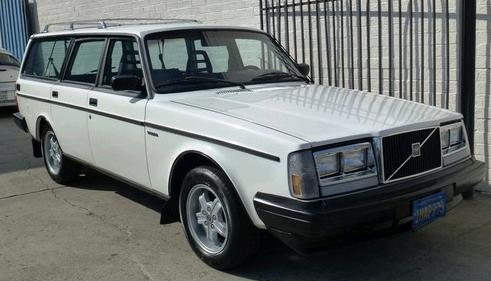 1983 volvo wagon