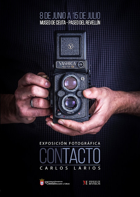 Exposición Fotográfica 'ConTacto'. 8 de junio al 15 de julio. Museo de Ceuta, Paseo del Revellín.