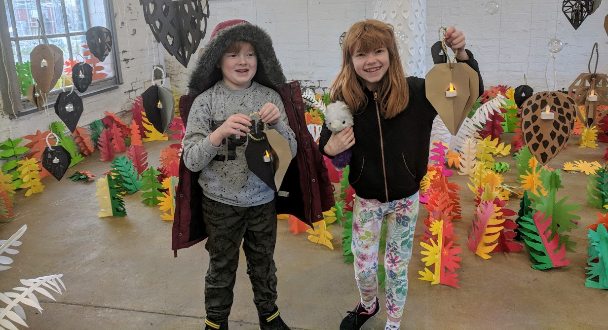 10 Reasons to Visit Woodhorn Museum (A Review) - free crafts