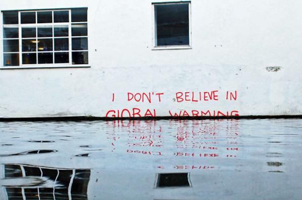 Autossustentável: Mudanças Climáticas