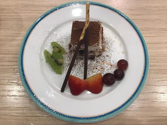Noodle Bar by Tokyo Latte - House Made Japanese Sweet Wine Cherry Tiramisu
