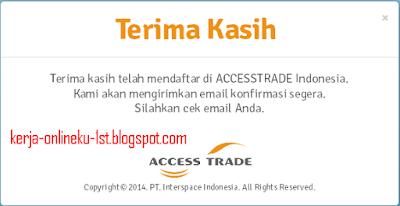 Cara Mendapatkan Uang Melalui Afiliasi Accesstrade