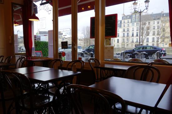 Restaurante Le Petit Plateau em Paris