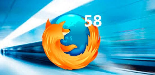 Descargar Firefox 58.1 más rápido que Quantum Full 2018.