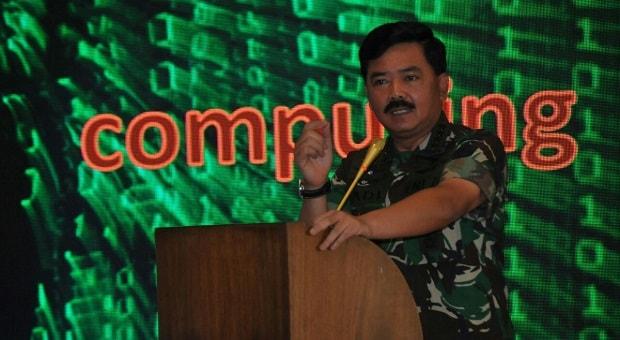Panglima TNI Berikan Pembekalan