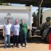 Santa Rita ganha caçamba de lixo em parceria com município de Holambra