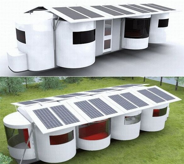 Mobile Homedecorating: Amazing Mobile Home Designs And Concepts