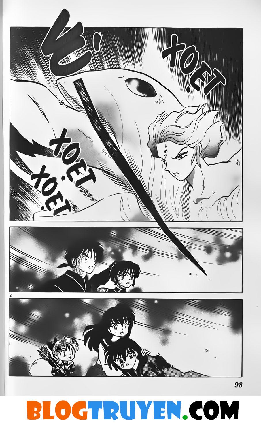 Inuyasha vol 37.6 trang 3