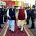 Indian officials were concerned such sudden visit of PM to Lahore
