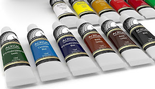 acrylic paints-custom hand painted canvas shoes for men