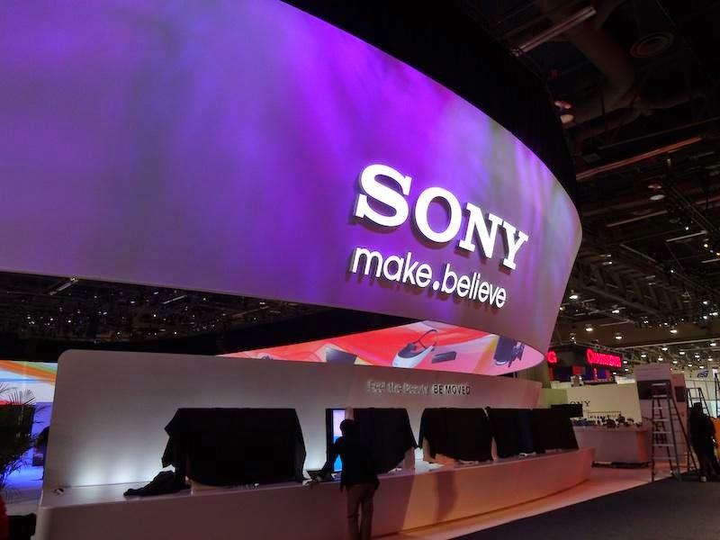 سوني تخذل متابعيها في Mobile World Congress 2015