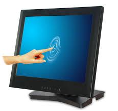 noleggio monitor touch screen roma